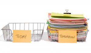 5 Trucos para acabar con la procrastinación