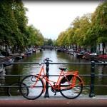 5 Ventajas de ir en bici al trabajo