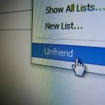He eliminado más de 500 amigos en Facebook