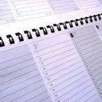 Mi planificación diaria y semanal