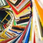 Minimizando mi colección de libros