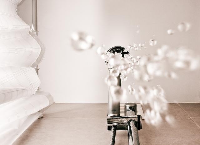 mindfulness en la ducha