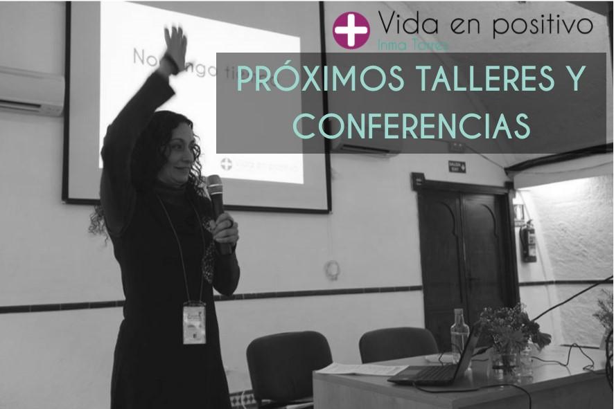 talleres y conferencias inma torres