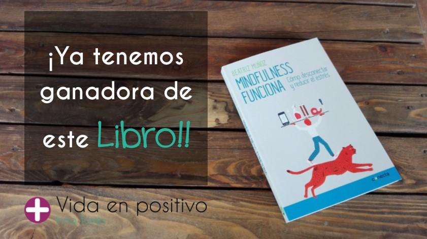 ganadora libro Mindfulness funciona