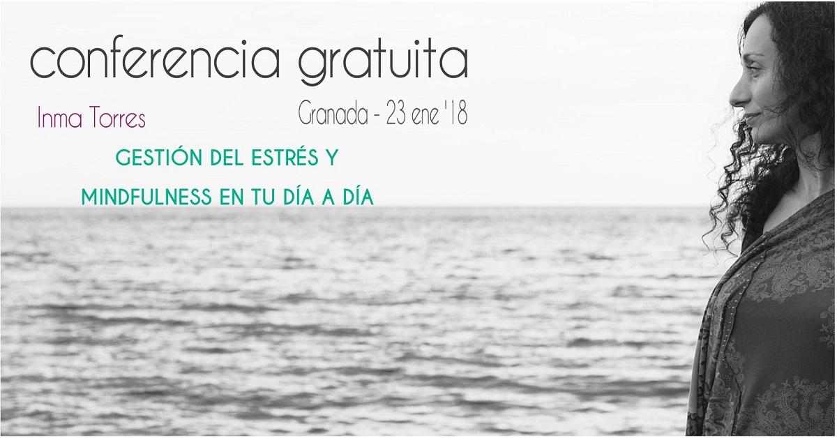 conferencia gratuita granada mindfulness